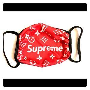 Supreme face mask